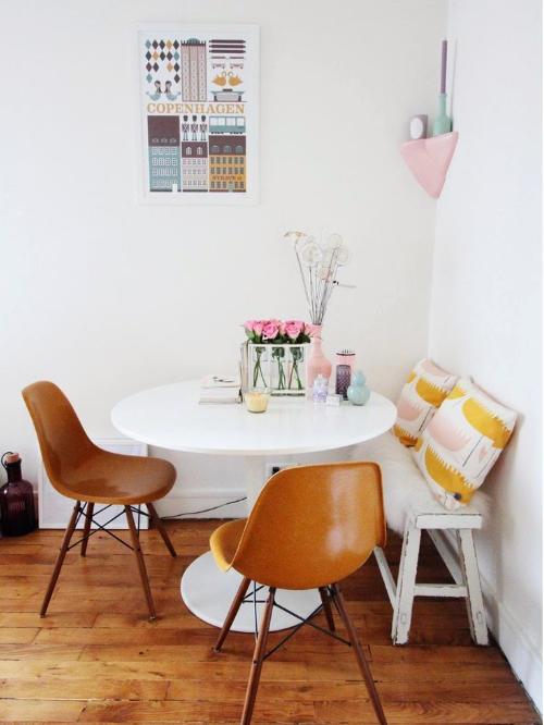 Idées pour décorer les petites maisons