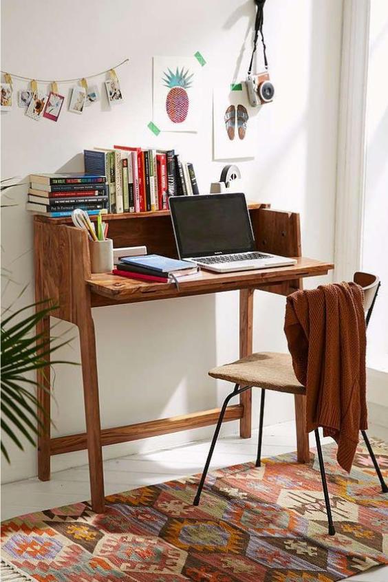 Idées de petits bureaux à domicile