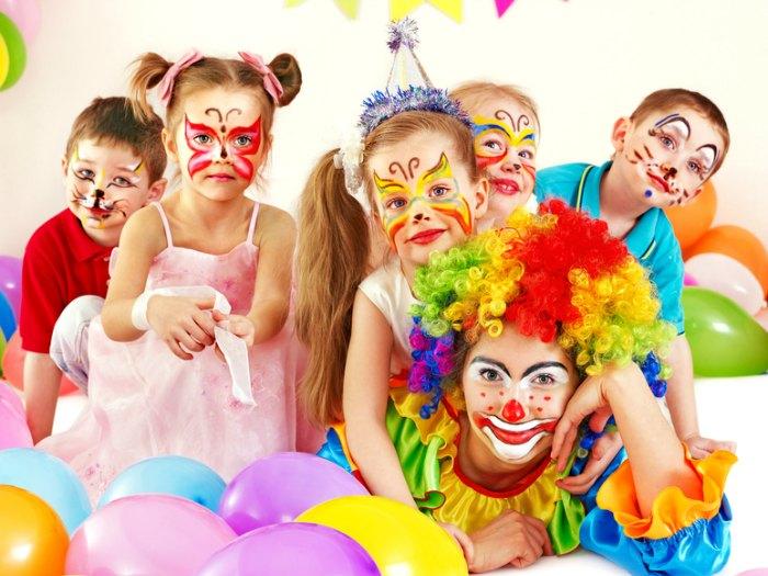 costumes de décoration de fête pour enfants
