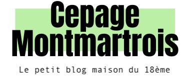 Cepage Montmartrois