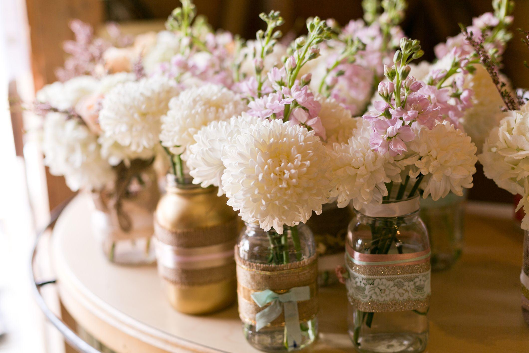 Fleurs d'un mariage