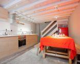 Convertir le garage en cuisine avec salle à manger