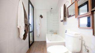 Modernisez la salle de bain sans faire aucun travaux