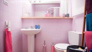 Modernisez une petite salle de bain sans faire aucun travaux