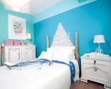 Chambre jeunesse avec air surfeur