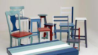 Peindre des chaises en bois - Étape 5