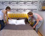Étape 10 pour décorer une chambre avec un papier peint gai et jeune