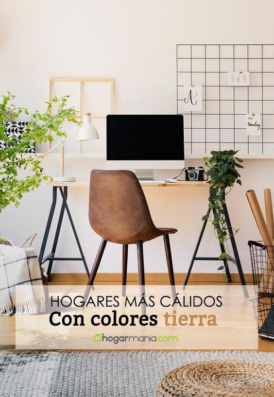 Des couleurs terre et sable pour rendre votre maison plus chaude
