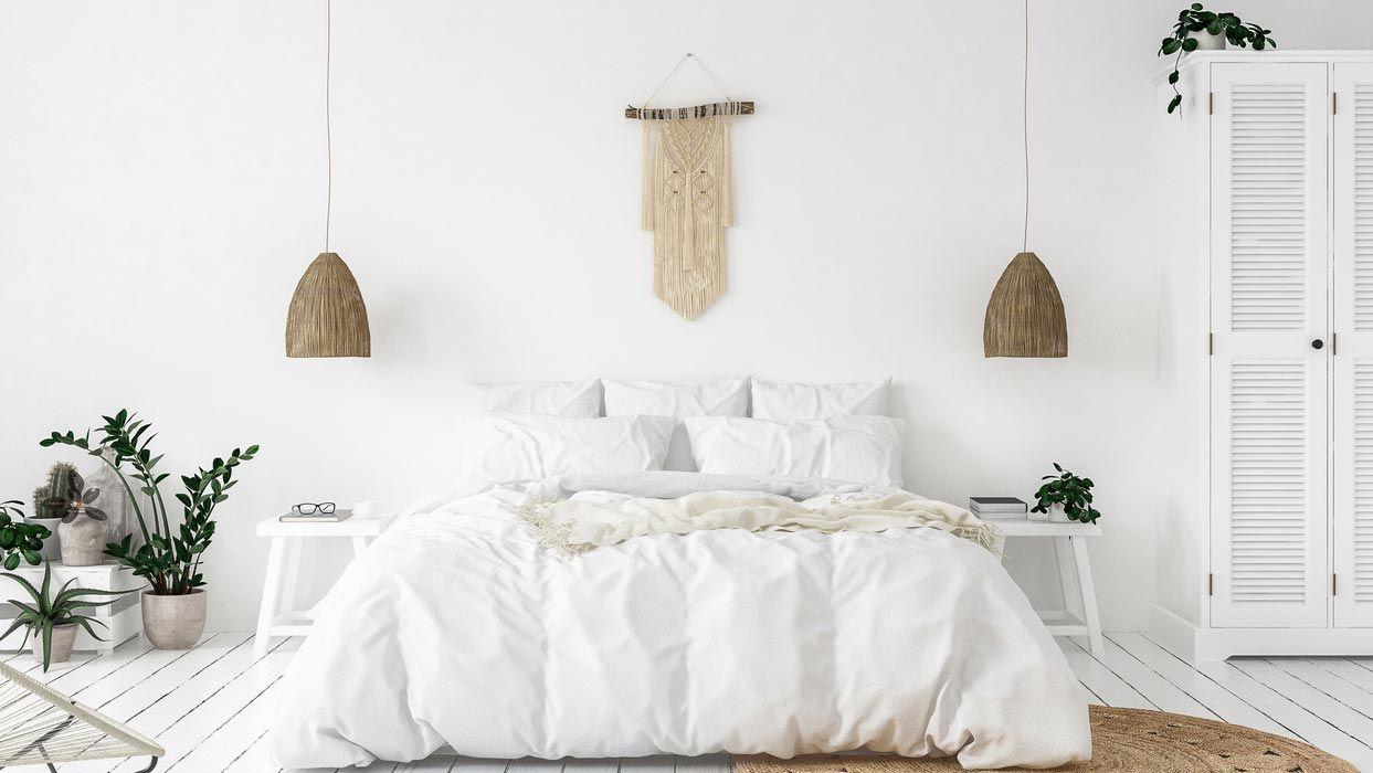 Les lits gigognes aident à organiser la chambre.