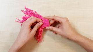 Comment faire des bonnets miniatures - Étape 3