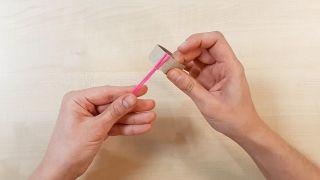 Comment faire des bonnets miniatures - Étape 2