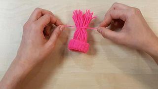 Comment faire des bonnets miniatures - Étape 5