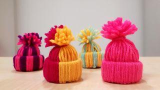 Comment faire des bonnets miniatures - Étape 9