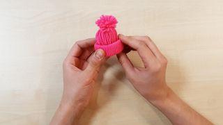 Comment faire des bonnets miniatures - Étape 7