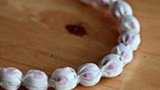 Bracelets pour l'été - Étape 9
