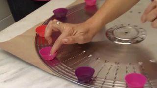 Comment faire une horloge originale ... avec un couvercle de poêle!  - Étape 6