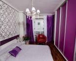 Chambre jeunesse avec papier peint
