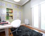 Décorez un studio confortable
