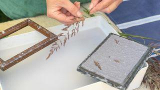 Comment faire du papier kraft avec des folios recyclés (Facile)