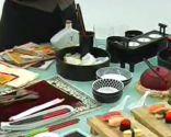 couleurs de table orientales
