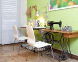 Décorez un atelier de couture chez vous