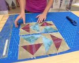 Couette patchwork Block 5