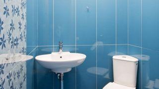 Mettez en valeur les zones de la salle de bain dans une autre couleur