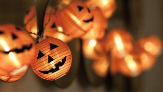 Décorer la terrasse pour Halloween