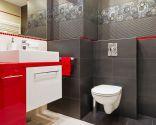 décorer la salle de bain en noir