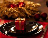 Décoration de Noël de couleur noire