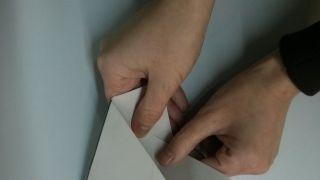 Flocons de neige en papier - étape 5