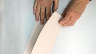 Flocons de neige en papier - Étape 3