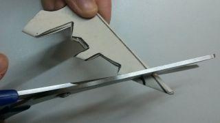 Flocons de neige en papier - Étape 9