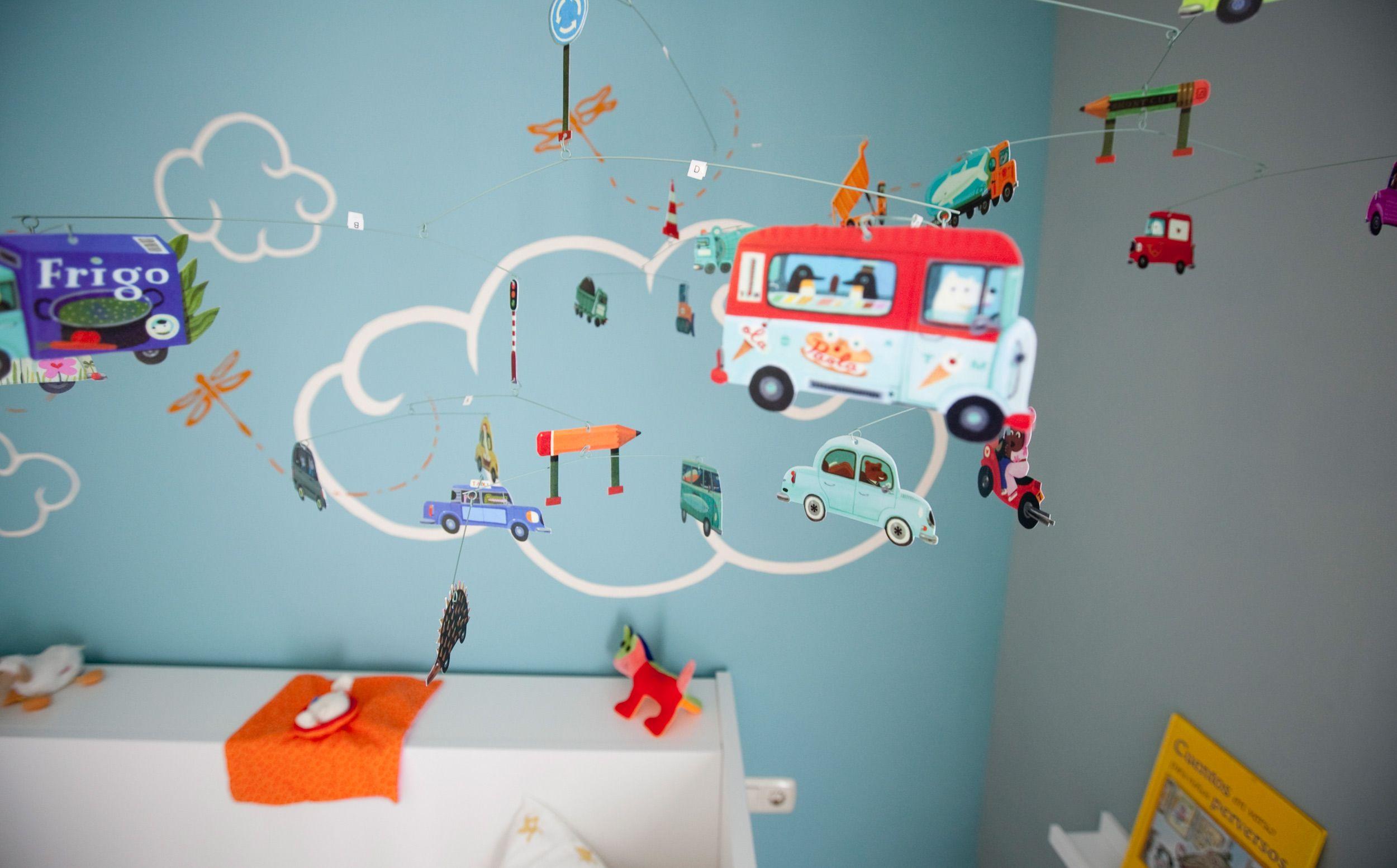 Chambre bébé fonctionnelle