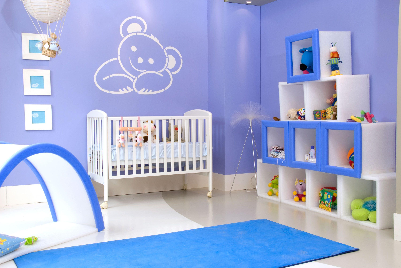 Décorez une chambre d'enfant