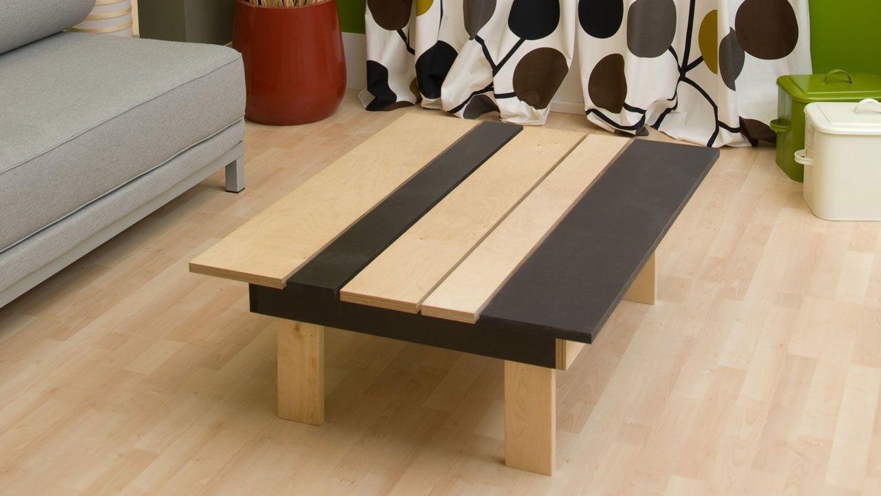 Table de style nordique