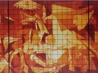 Peignez le tableau Guernica dans d'autres couleurs
