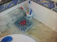 boîte de peinture avec vernis à ongles - étape 8