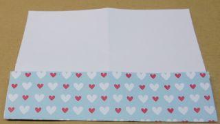 Marque-pages en forme de cœur - Étape 5