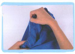coudre un pantalon de costume - étape 4