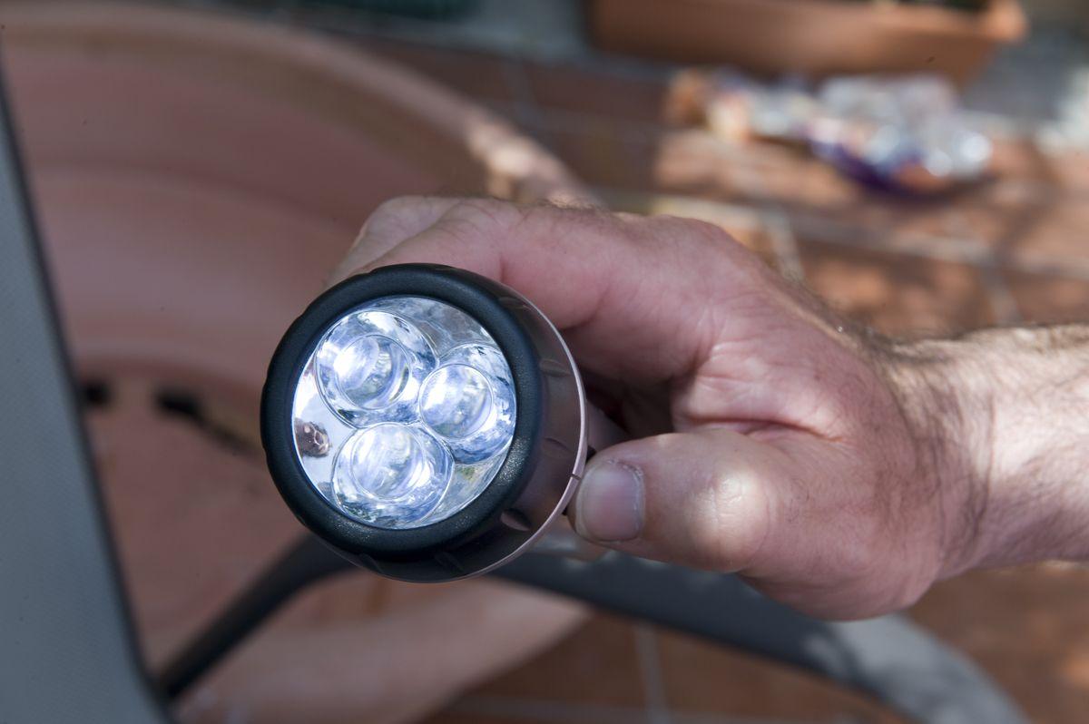 Lampes de poche LED