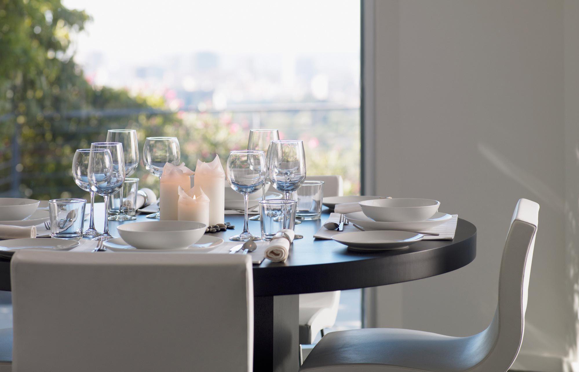 Comment choisir la table à manger