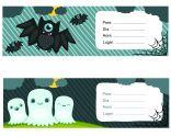 Cartes d'Halloween