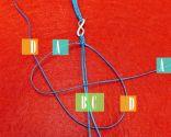Étape 4 - Bracelet macramé facile
