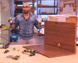 rénover le loft avec des meubles recyclés