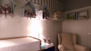 Chambre bébé simple et fonctionnelle étape 5