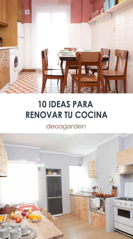 10 idées pour rénover votre cuisine