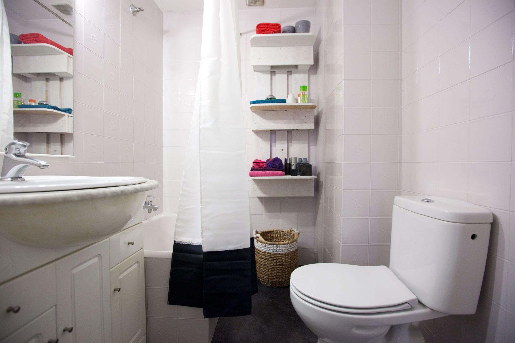 Astuces pour gagner de la place dans la salle de bain