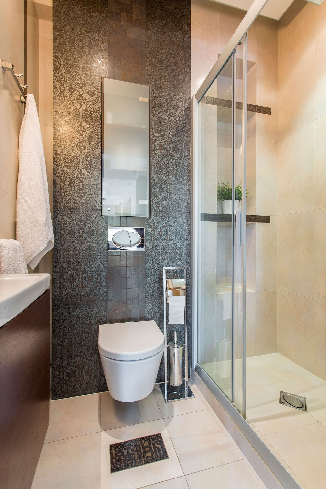 Astuces pour profiter de l'espace dans la salle de bain