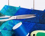 matériel de base patchwork - ciseaux